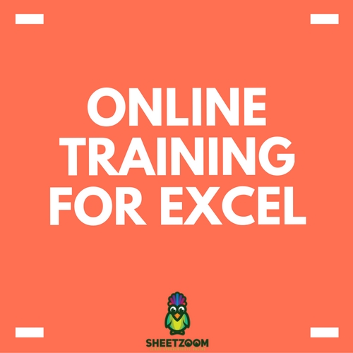 Excel Practice Exercises And Tests - Sheetzoom Excel Courses
